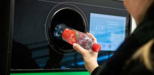 Автомат для приймання пляшок