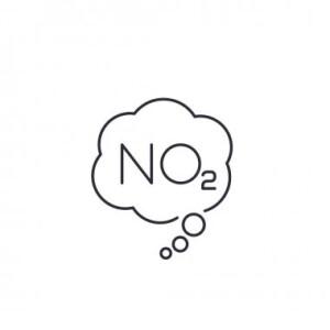 Діоксид азоту (NO2) і оксид азоту (NO)